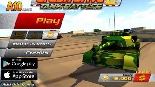 Crash Drive 2: Tank Battles Gameplay