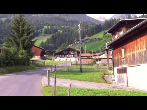 London to Switzerland in 60 secs - Toby's Swiss Holiday Vlog - Part 1