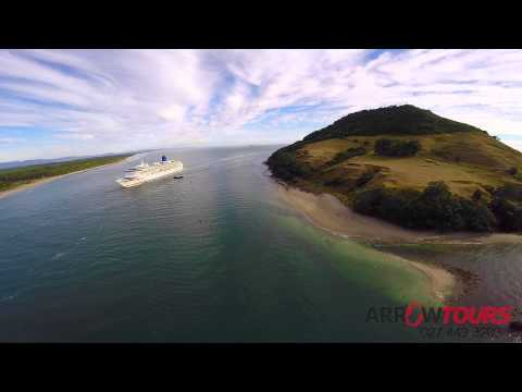 Tours from Port of Tauranga with Arrow Tours