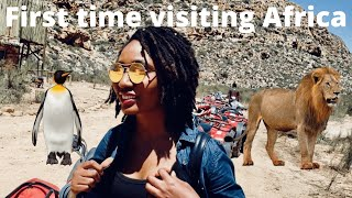 South Africa Travel Vlog: Capetown