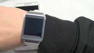New Update To The Samsung Galaxy Gear with Samsung Galaxy Note 3