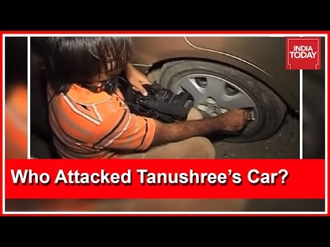 Man Attacking Tanushree`s Car In Viral 2008 Video Speaks To India Today | People`s Court