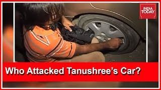 Man Attacking Tanushree's Car In Viral 2008 Video Speaks To India Today | People's Court