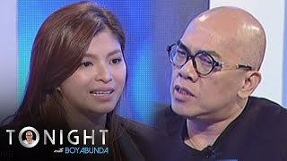 TWBA: Angel Locsin can't move her body