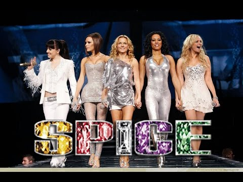 Spice Girls - The Return Of The Spice Girls Tour (Fan Made)
