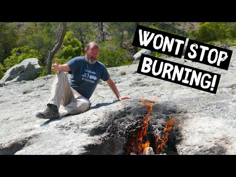 Adventure VAN LIFE - CRAZY experience on Mount Chimera Turkey
