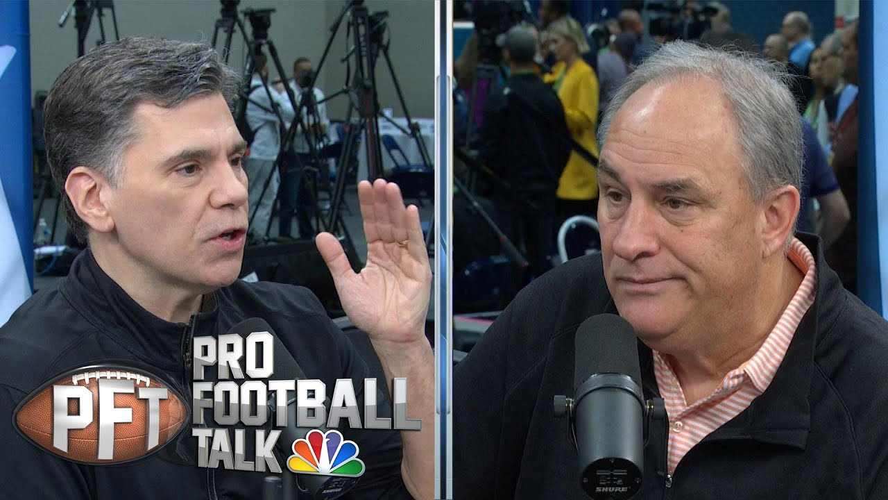 Vic Fangio: Drew Lock getting hurt helped him (FULL INTERVIEW) | Pro Football Talk | NBC Sports MyTu