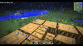 Minecraft Survival With Brayden: Ep.03 Major Death Spam (Old)