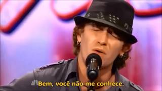 Michael Green cantando You Don't Know Me By Michael Bolton