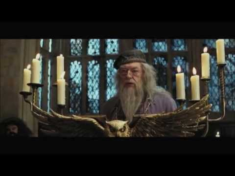 Terrible Lip Reading: Harry Potter