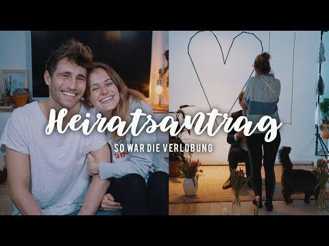 SO WAR DER HEIRATSANTRAG - unsere Verlobung + Vorbereitung #vlog Nr. 480 | MANDA