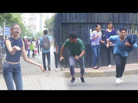 Best Magic Prank On Girls - Prank In India 2017 By Funk You