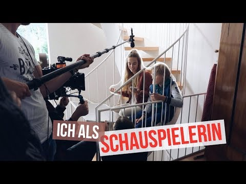Geheimer DREH in München Vlog// Hannah