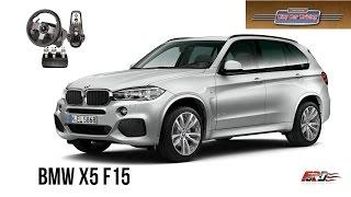 BMW X5 F15 40d тест-драйв, обзор, off-road, обзор внедорожников City Car Driving(BMW X5 F15 — третье поколение знаменитого среднеразмерного кроссовера BMW X5 немецкой компании BMW. Выпуск модели..., 2016-12-30T07:59:24.000Z)