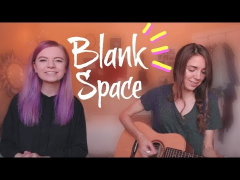 Blank Space - Taylor Swift (cover) ft. Guitar Goddess