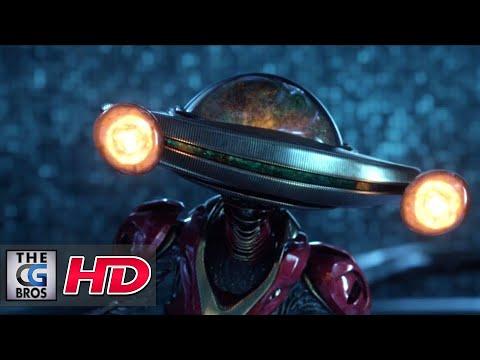 "CGI & VFX Movie Showreel: ""Power Rangers"" - by Image Engine"