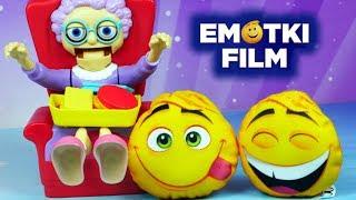 Emotki Film • Podkradanie ciasteczek • Łakocie babci • Bajki i gry dla dzieci