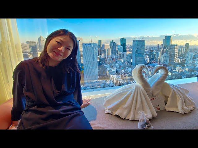 IL NOSTRO ANNIVERSARIO DI MATRIMONIO IN UN HOTEL DI LUSSO A TOKYO