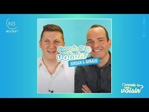 Jordan & Arnaud se prêtent à notre interview : Connais-tu ton voisin ?