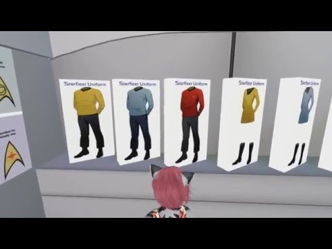 2016 1 25 WWZY Star Trek TOS, by Star Trek Planet Vulcan , Second Life