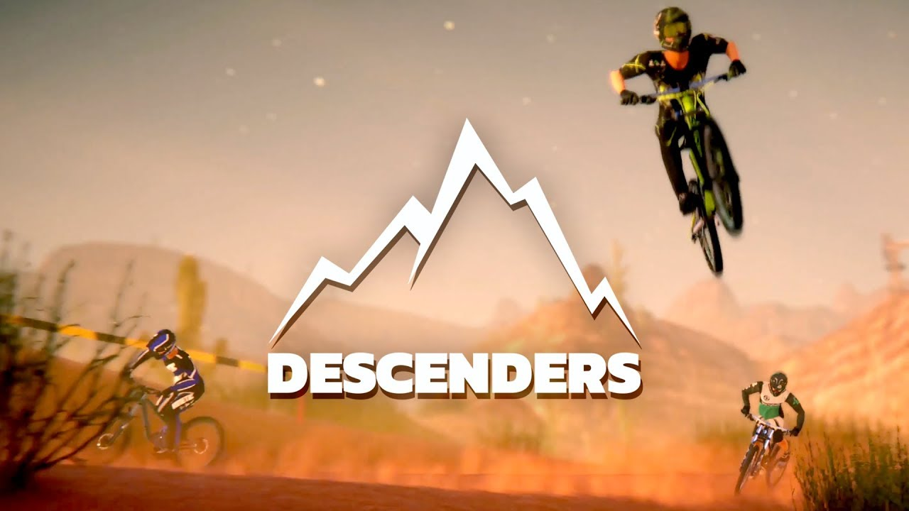 Descenders - The Downhill Mountain Biking Game