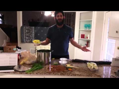 Chicken soup for liquid cleanse diet