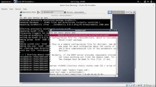 tutorial dns dan mail server