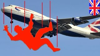Stowaway plunges 1,000 feet to death after 8,000-mile flight to London - TomoNews