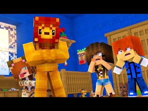 Minecraft Daycare - MEETING TINA'S DAD !?