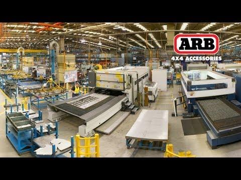 ARB Bull Bar Manufacturing