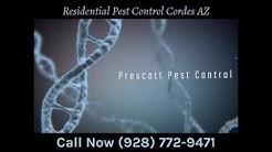 Residential Pest Control Cordes AZ