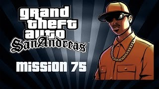 GTA San Andreas: Mission #75 - Architectural Espionage