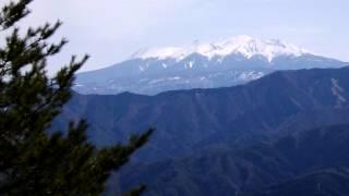 仏ヶ尾山山頂の展望