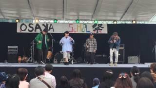 MMU ラップ 大医学園祭にて.