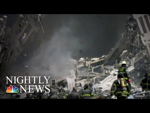 After 9/11, Thousands Of First Responders Still Struggle With Health Issues | NBC Nightly News