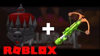 Event How to get the * Skeletal Crown * and the NERF * Zombie Strike Dreadbolt *-Roblox
