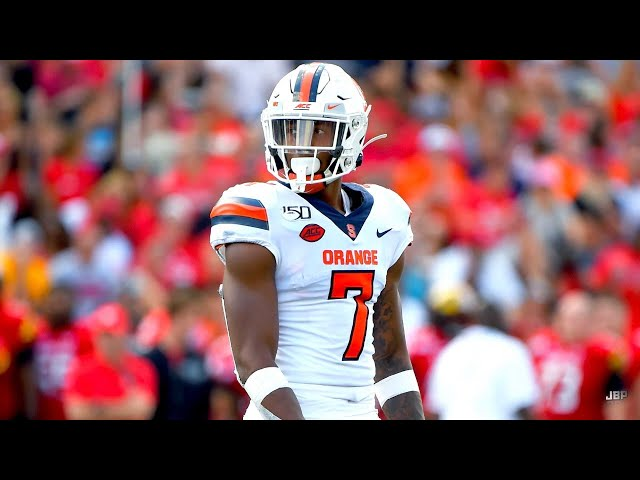 Most UNDERRATED Safety in College Football 🍊 || Syracuse Safety Andre Cisco Highlights ᴴᴰ