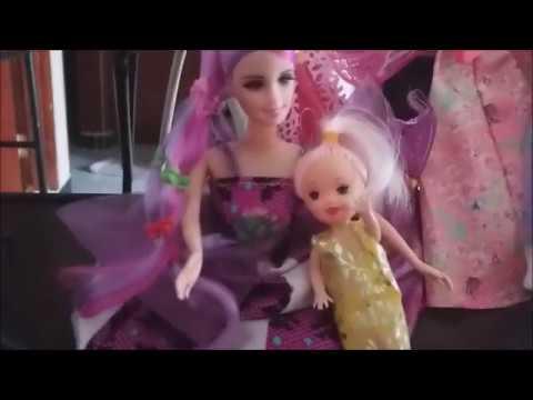 Cerita Barbie Indonesia-REUNI (Bagian 1 Memilih Baju Barbie)