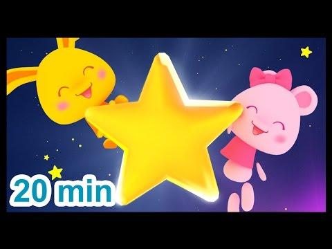 Brille brille petite étoile - 20 min de berceuses - Méli et Touni - Titounis