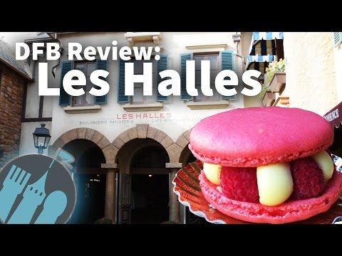 DFB Review: Les Halles Boulangerie Patisserie