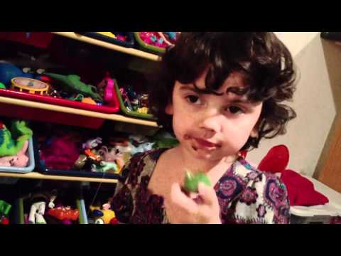Miki Loves Chocolate Malted Crunch