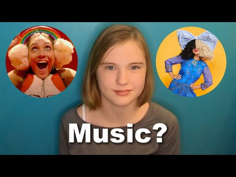 Autistic Response to Sia Music Trailer: Part 2 | An Autistic Preteen's Thoughts