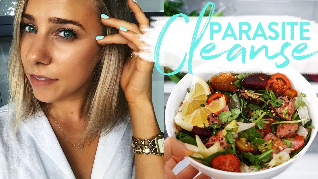 PARASITE CLEANSE | How I'm Curing