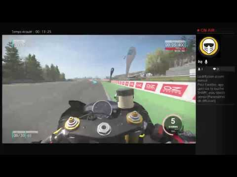 Live Ride 2 Yamaha R6 Magny-Cours