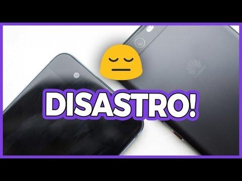 Huawei e il disastro con lo schermo di P10...
