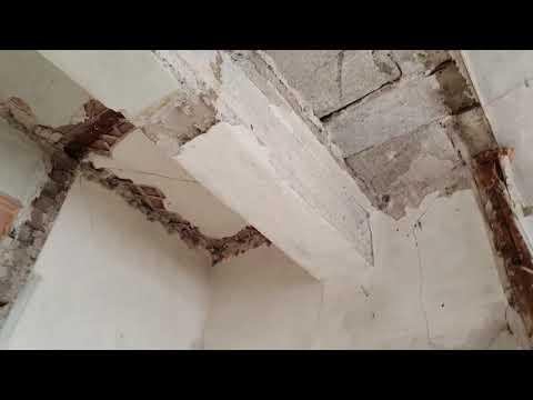 Ремонт в сталинка...начался..отобрал балконную дверь