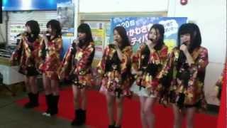 第20回Buyかわさきフェスティバル@JR武蔵溝の口駅改札前自由通路.