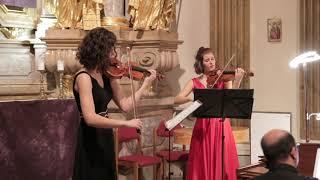 D. Schostakowitsch Fünf Stücke für 2 Violinen und Klavier, Waldauf Sisters