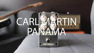 Carl Martin PANAMA - Brittish Hot Modded OD - Demo