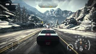 How to hit a Racer with Pursuit Tech in Need For Speed Rivals